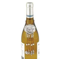 "wine bottle ""necklace"""