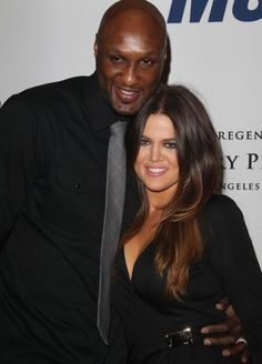 Lamar Odom, Khloe Kardashian | Photo Credits: Jen Lowery / Splash News.
