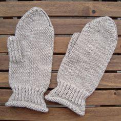 Several lovely mitten patterns!