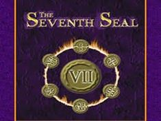 Seventh Seal Revelation The Seventh Seal, Personalized Items, Book, Book Illustrations, Books