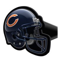 NFL Chicago Bears Economy Hitch Cover by Rico. $6.60. NFL Economy Hitch Cover