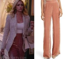 Georgia, Single White Female, Character Inspired Outfits, Relaxed Outfit, Floral Pants, Business Outfits, Elegant Outfit, Stylish Outfits, Work Outfits