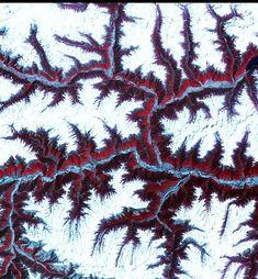 La Terra vista dal satellite: i 20 scatti più belli del 2012