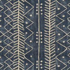 Galapagos - Lapis - Conversationals - Fabric - Products - Ralph Lauren Home - RalphLaurenHome.com