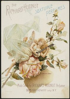 "The Richard Hudnut Sextuple Perfumes. """"Perfumed Song"""" [front] | Flickr - Photo Sharing!"