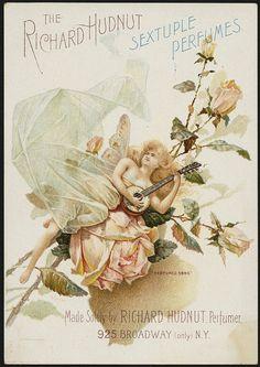 "The Richard Hudnut Sextuple Perfumes. """"Perfumed Song"""" [front]   Flickr - Photo Sharing!"