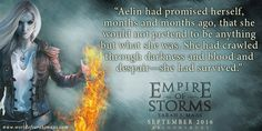 New Empire of Storms quote!