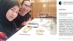 Makanan Sehat Melly Goeslow - Dibully Sarapan Pencitraan, Istri Anto Hoed Lakukan Ini Pada Haters