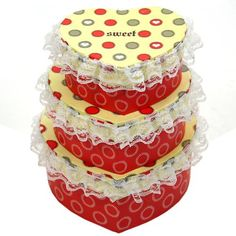 Heart-shaped DIY lace and creative gift box storage box 3 in 1 c [902376-HQS-Y36063] - $4.53 : MALL1776 - Global Online Shopping for Home & Garden,Jewelry & Watches,Electronics,Tablet Accessories,Computers-Networking