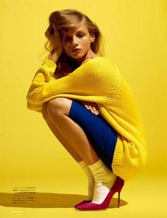 awesome 22 Vibrant Canary-Colored Fashion by http://www.globalfashionista.xyz/fashion-poses/22-vibrant-canary-colored-fashion/