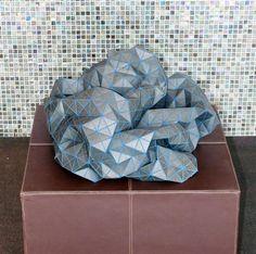 Folding A-Part - blanket | Designer: Mika Barr