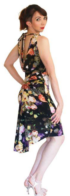 a4b45760b08e ISABELLE Tango dress by Atelier Vertex Tango Argentino