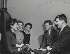 Jack Is The Face of America Patricia Kennedy, Les Kennedy, John F Kennedy, Rosemary Kennedy, Best Us Presidents, John Fitzgerald, Jfk, Life Is Good, Photos