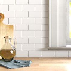 "Emser Tile Ciudad 2"" x 2"" Ceramic Mosaic Tile | Wayfair Ceramic Mosaic Tile, Ceramic Subway Tile, Stone Mosaic Tile, Glass Subway Tile, Marble Mosaic, Mosaic Wall, Mosaic Glass, Glass Brick, Wall And Floor Tiles"