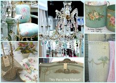 """Today we start sharing with you the amazing vendors participating in our December 5th-7th, 2014 show. Welcome """"My Paris Flea Market"""""""