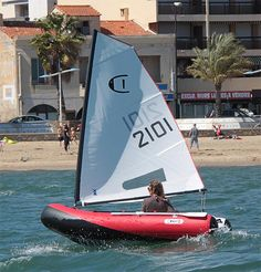 DinghyGo Inflatable Sailboat