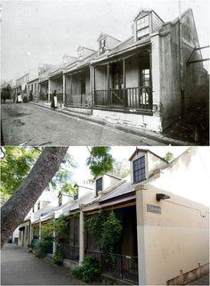 Judge Street, Woolloomooloo c1900 > 2016. [City of Sydney Archives > Kevin Sundgren. By Kevin Sundgren]