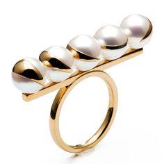 tasaki - balance eclipse Ring