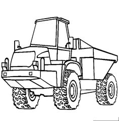 find this pin and more on trucks coloring pages - Grandparentscom Coloring Pages