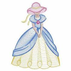 Rippled Sunbonnets 04(Sm) machine embroidery designs Machine Applique, Machine Embroidery Patterns, Embroidery Stitches, Hand Embroidery, Quilt Patterns, Sewing Hacks, Quilts, Crochet, Sunbonnet Sue