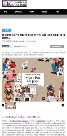 Le photographe Martin Parr exposé aux trois coins de la France - TOUTE LA CULTURE #Press #Pressbook #Exposition #Culture