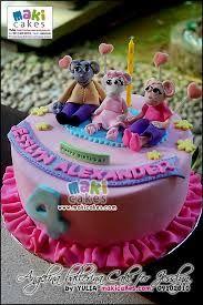 angelina ballerina cake - Google Search Ballerina Cakes, Ballerina Party, Angelina Ballerina, Birthday Cake, Birthday Ideas, Cake Art, Ballet, Desserts, Party Ideas