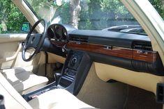 1975 Mercedes-Benz 280SE • European model
