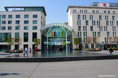 447721f292 Eurovea Gallery is one of the most visited shopping centers in Bratislava