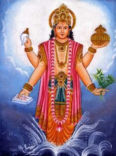 Lord Dhanvantari is known as the father of Ayurveda, since he was the first divine incarnation to impart its wisdom amongst humans.
