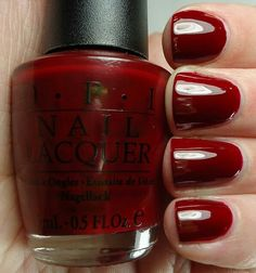 ☆Got The Blues For Reds☆ OPI - from the Classic Collection $8 shipped