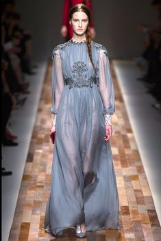 Juliette Capulet | Community Post: If Your Favorite Book Characters Were At Paris Fashion Week