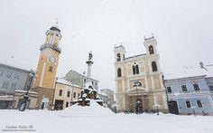 Banská Bystrica - Slovakia San Francisco Ferry, Notre Dame, Building, Travel, Viajes, Buildings, Destinations, Traveling, Trips