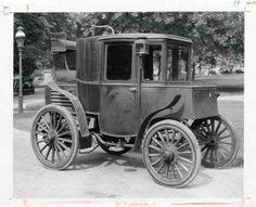 New York: Auto elettriche d'epoca al posto di carrozze a Central Park #autoelettriche #veicolielettrici #centralpark