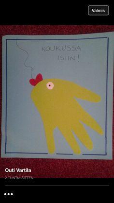 Isänpäiväkortti