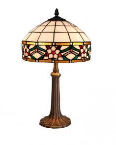 Lámpara de Sobremesa Tiffany : Colección MUSEUM