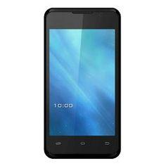 Intex Aqua 3G Dual SIM Android Mobile Phone - Black