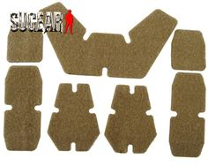 Airsoft Accessories FMA Stickers Group For CP Helmet Tactical Army Cycling Outdoor Sports Skate Hunting Casco Ciclismo Capacete
