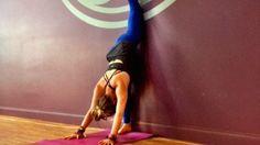 Kathryn Budig Challenge Pose: Standing Splits | Yoga Journal