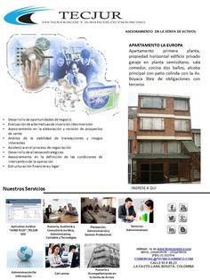 VENTA DE ACTIVOS. http://tecjur.wix.com/tecjursas#!asesora-y-acompaamiento-en-la-venta-de-activos/cepo