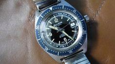 FS: Vintage Bulova Diver