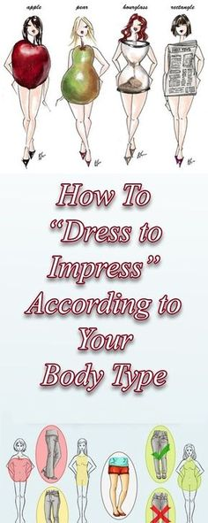 """Determine which type you are, according to your curves, in order to find the best suiting clothes for you. First, watch carefully the shape of your curves, how they connect the waist, hips, and bust. Take a measurement of the waist, bust, and hips, and find out in which category you belong according to the sizes. For the Western countries, the most common size is 36""""-24""""-36"""", but no need to pressure yourself to fit in these measures."""