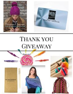 Thank youGiveaway