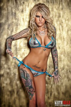 #Inked #Girls #Tattoos #Hot