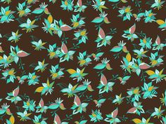 LEAVES PATTERN » Patricia Sodré