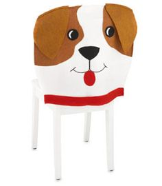 puppy chair cover - www.wishworks.com