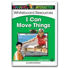 Science Interactive: I Can Move Things Interactive Whiteboard CD-ROM