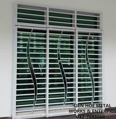 LH Metal Works & Enterprise - Sliding Door Powder Coating & Wrought Iron Skudai Johor Bahru JB Design, Construction & Installation, We specializes in all kinds of iron grilles, wrought iron, powde Home Window Grill Design, Grill Gate Design, Iron Window Grill, Balcony Grill Design, Door Gate Design, Main Door Design, House Front Design, Railing Design, Window Design