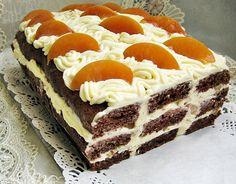 Desert tort in patratele - Galerie foto Romanian Desserts, Russian Desserts, Romanian Food, My Favorite Food, Favorite Recipes, Cake Cookies, Amazing Cakes, Sweet Treats, Cheesecake
