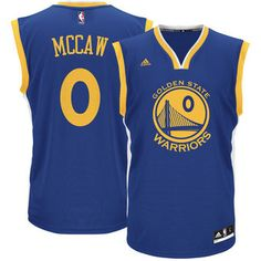 8022cf05c Men s Golden State Warriors Patrick McCaw adidas Royal Team Color Replica  Jersey  WarriorsParade  WarriorsGround  Luckyjerseys  Googlejerseys   Loongjerseys ...