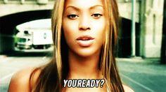 Community: 15 GIF de Beyoncé que te prepararán para afrontar 2015